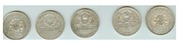 Продаю серебреные монеты Росси